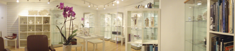 Our Shop at Grays of Mayfair - Panormaic View